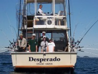 Desperado and Harbourtown Fishing Charters