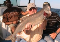 NEW ADDITION FISHING CHARTERS