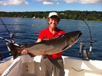 Traverse City Charter Fishing