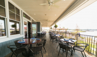 Plank's Tavern on the Water at The Inn at Harbor Shores