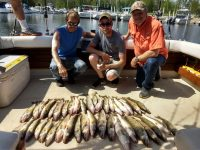 Another great day aboard Our Reel Heroes Charters
